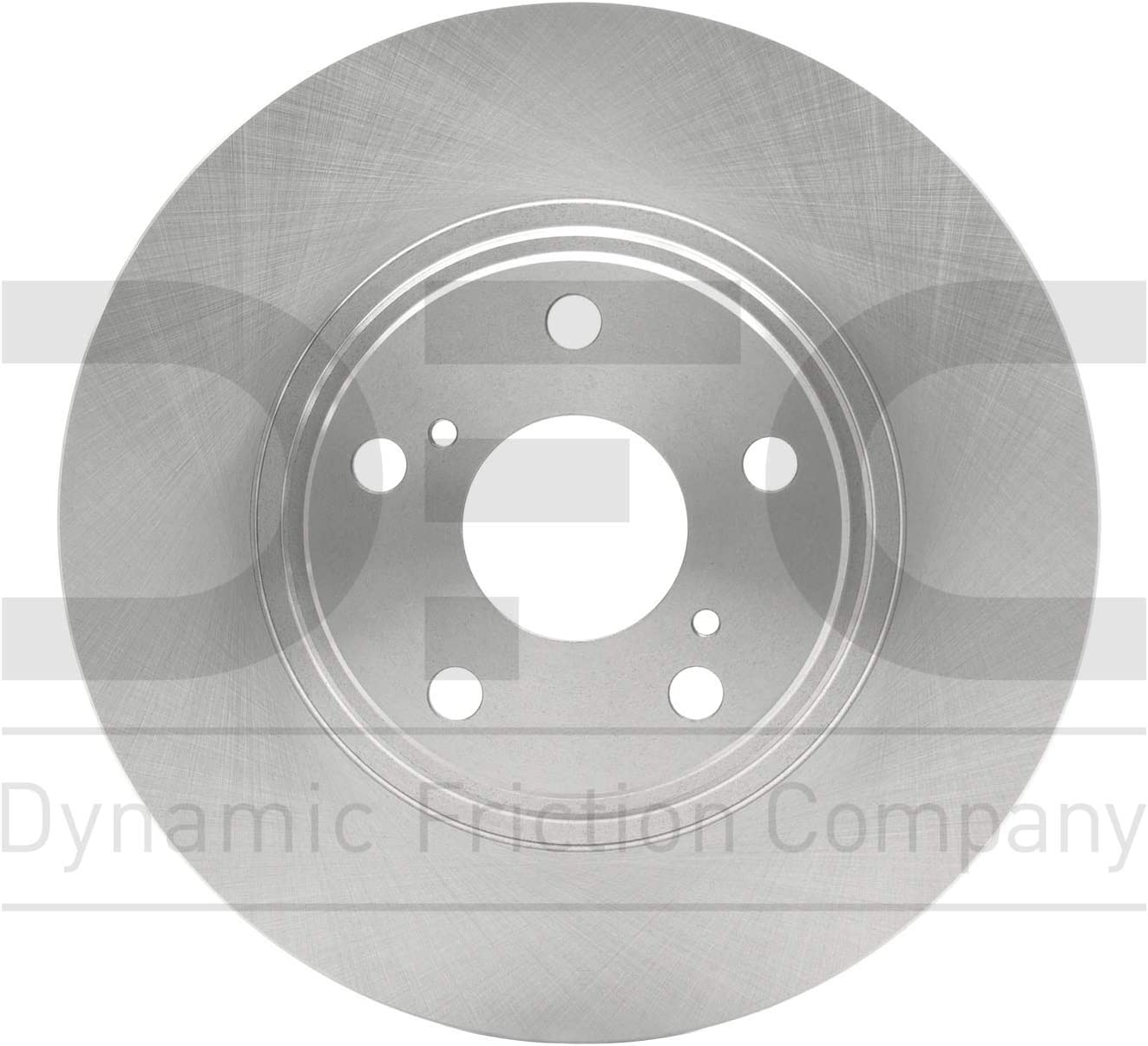 Front Easy-to-use Dynamic Friction Company Disc 600-76055 1 Rotor Philadelphia Mall Brake