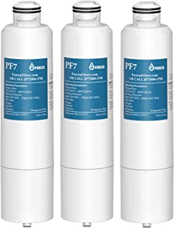 DA29-00020B Replacement Refrigerator Water Filter, Compatible with DA29-00020B, DA29-00020A, HAF-CIN/EXP, 46-9101 Refrigerator Water Filter by Pureza, 3 Pack