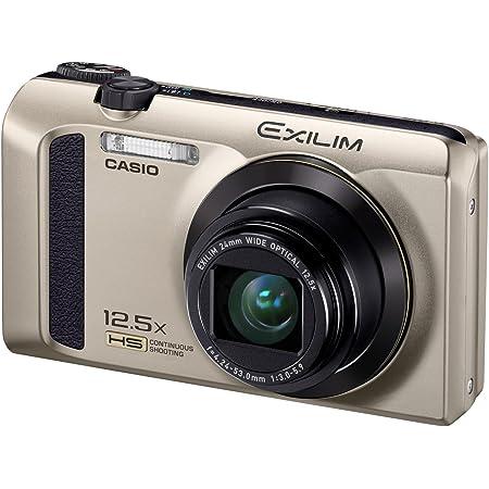 CASIO カシオ デジタルカメラ EXILIM EX-ZR300GD ゴールド ハイスピード 高速連写