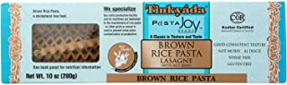 Tinkyada Brown Rice Lasagna Pasta, 10 Ounce - 12 per case.