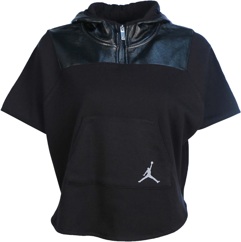 Jordan Big Girls' (7-18) Nike Tonal Coated Fleece Hooded Poncho