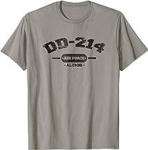 DD-214 Alumni US Air Force Military Retirement Shirt