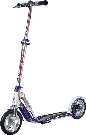 Hudora Big Wheel Air Dual Brake Neumáticos de Scooter, freno ...