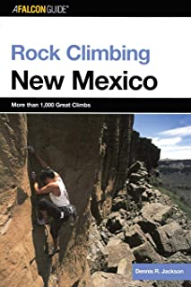 Rock Climbing New Mexico (State Rock Climbing Series)