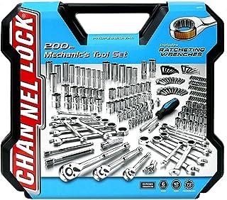 CHANNEL LOCK Mechanics Set (200 pc.)