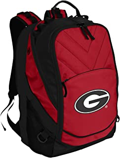 Georgia Bulldogs Backpack Red University of Georgia Laptop Computer Bags