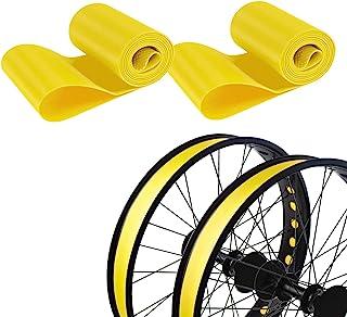 1Pair 25MM Mountain Bike 700C Tire Protection Tape Inner Tire Anti‑Puncture Liner S KIKYO Bike Tire Liner