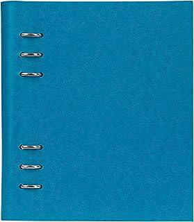 Filofax Clipbook Refillable Notebook - Blue