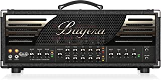 Bugera 333XL INFINIUM Hardcore 120-Watt 3-Channel Tube Amplifier Head with Reverb and INFINIUM Tube Life Multiplier
