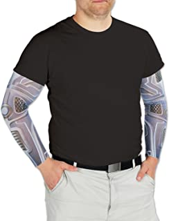 Beistle Robot Party Sleeves