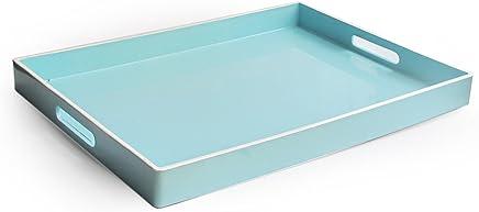 Amazoncom Melamine Serving Trays Serving Dishes Trays