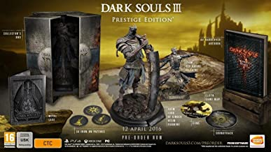 Dark Souls III Prestige Edition Exclusive to Amazon.co.uk (PC DVD)