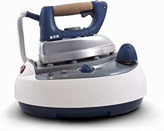 comprar comparacion HJM CP136 Centro planchado, 1350 W, Plástico/Metal, Blanco/azul