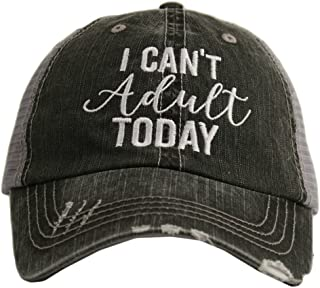 i cant adult today hat