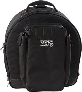 Gator Cases Pro-Go Ultimate Snare Drum Gig Bag with Removable Backpack Straps (G-PG-SNRBAKPAK)