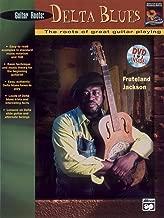 Beginning Delta Blues Guitar: Book & DVD