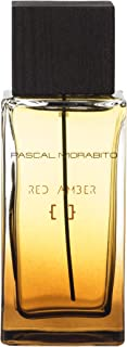Pascal Morabito - Red Amber - Eau de Toilette - Spray for Men - Oriental Spicy Fragrance - 3.3 oz