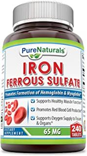 Best ferrous sulfate with mucoproteose Reviews