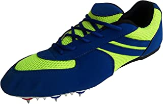 Victall Sports Half-Spike Athletic Running Spike Shoes Boys