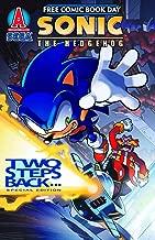 Sonic the Hedgehog FCBD 2012 Two Steps Back
