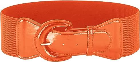 Best wide orange belt Reviews
