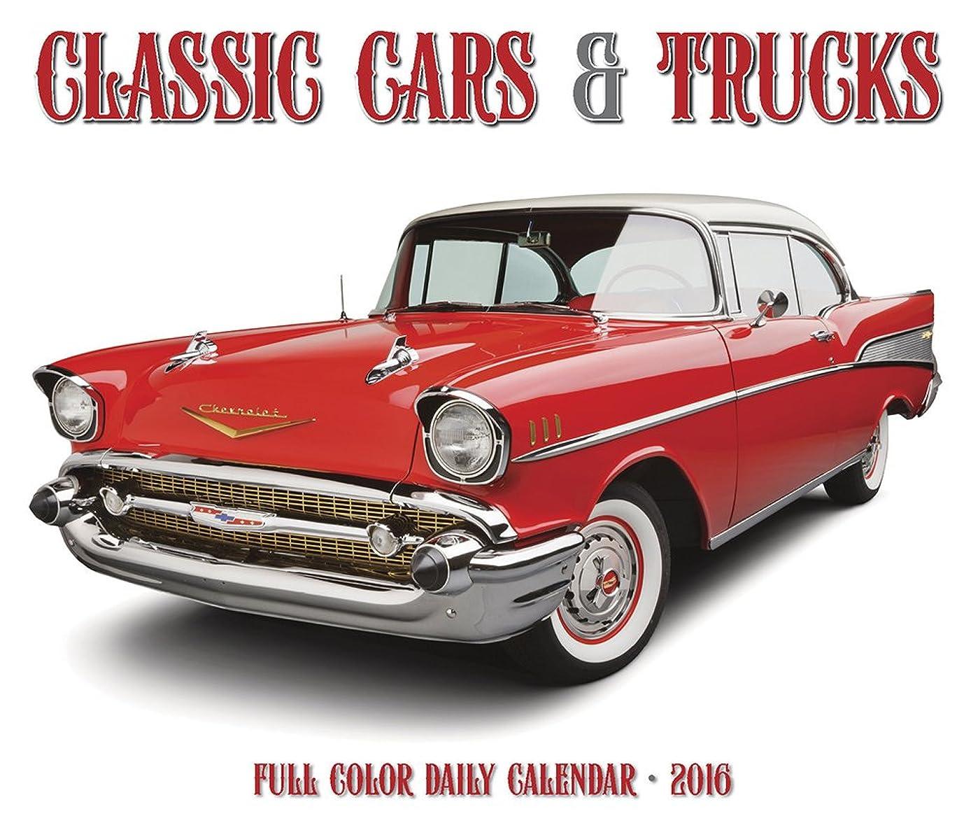 お互いカンガルー死んでいるClassic Cars & Trucks 2016 Calendar