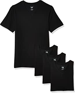 Ted Baker Men's V-Neck Stretch Cotton Tshirts, 3 Pack