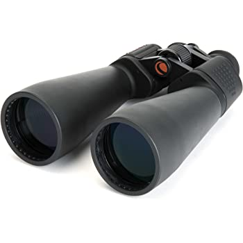 Celestron - SkyMaster 25x70 Binocular - Large Aperture Binoculars with 70mm Objective Lens - 25x Magnificiation High Powered Binoculars - Includes Carrying Case