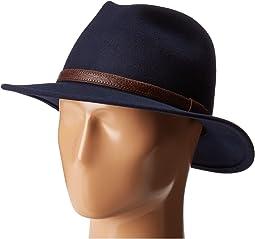 Country Gentleman - Hamilton Drop Brim Fedora Hat