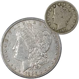 Best 1896 liberty head silver dollar Reviews