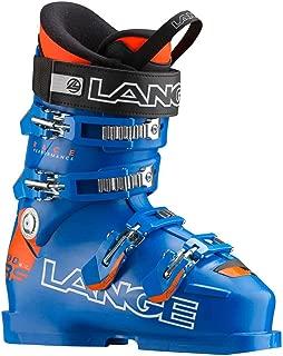 Lange RS 90 SC ski boots 2017 Blue 23.5