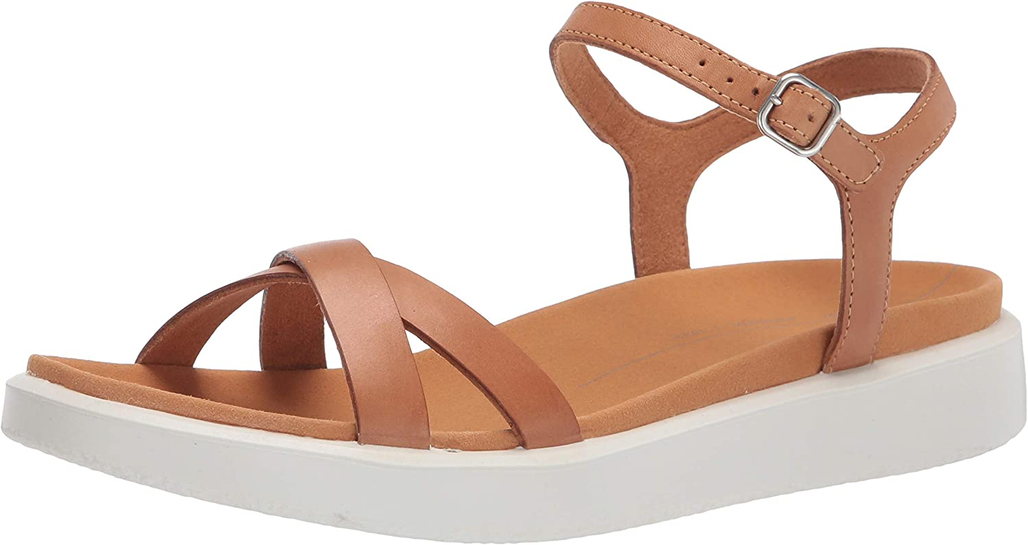 Over item handling ☆ ECCO Women's Yuma Ankle Strap Mail order cheap Sandal