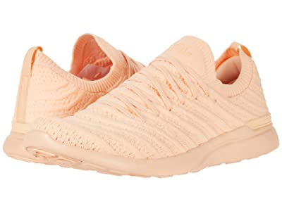 Athletic Propulsion Labs (APL) Techloom Wave (Faded Peach) Women