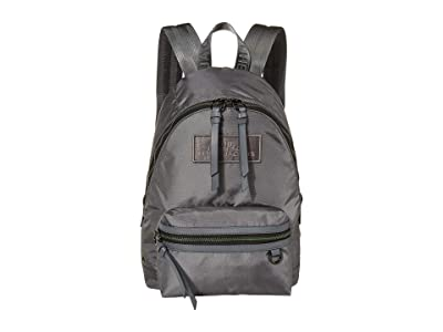 Marc Jacobs The DTM Medium Backpack (Dark Grey) Backpack Bags