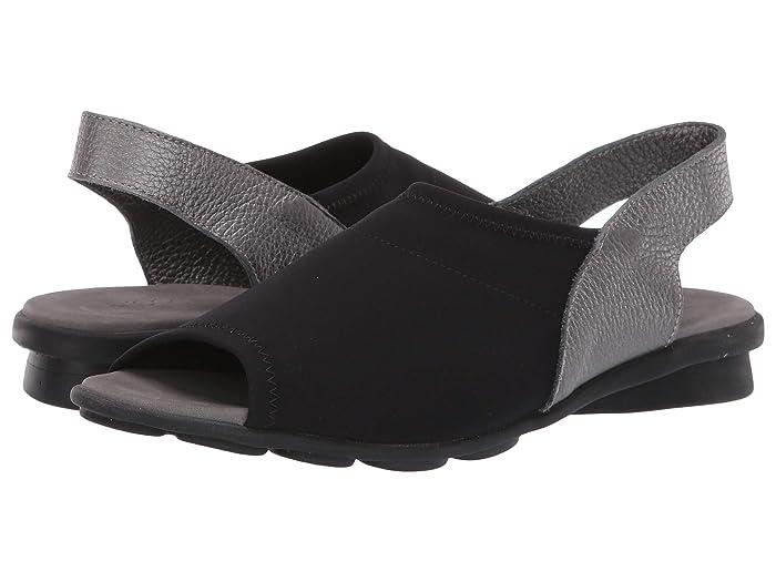 Arche  Dajac (Noir/Iron) Womens Sandals