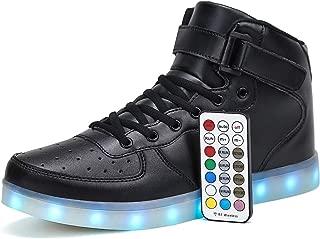 Best black led light shoes Reviews