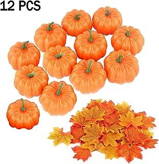 Best small fake pumpkins bulk Reviews