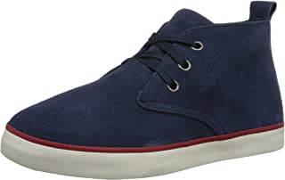 Hanna Andersson Nils Girl's and Boy's Suede Chukka (Toddler/Little Kid/Big Kid)