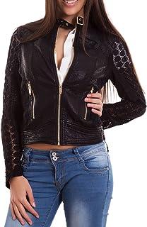 27b0a0f48e Amazon.it: giacca ecopelle donna - Toocool: Abbigliamento