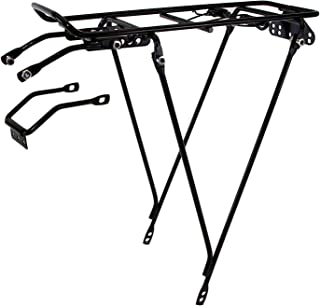Ventura Economical Bolt-On Bicycle Carrier Rack, Adjustable Fit for 26