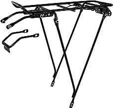 Ventura Economical Bolt-On Bicycle Carrier Rack, Adjustable Fit for 26