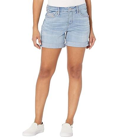 Jag Jeans Alex Boyfriend Denim Shorts (Chelsea Blue) Women