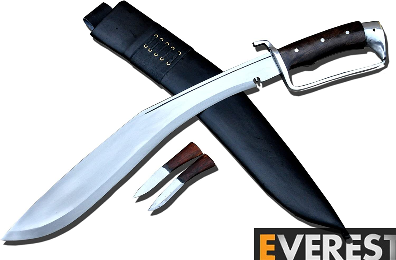 Everest Blade 50 cm Klinge kukri Schwert aus Nepal-Khukuri-Gurkha Messer-Messer-Khukuri hosue Handgemachte Messer aus Nepal