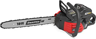 Snapper XD SXDCS82 82V Cordless 18-Inch Chainsaw without Battery and Charger, 1696773