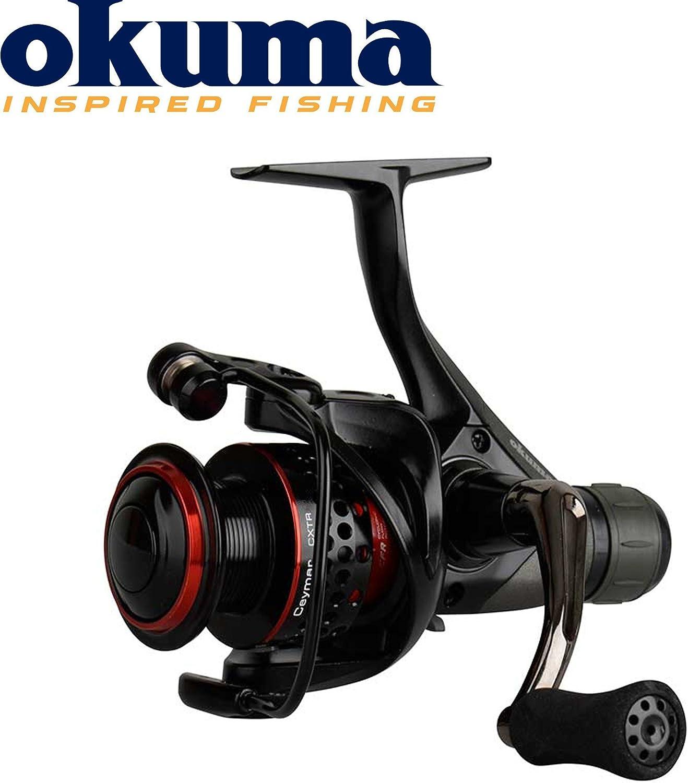 Okuma Ceymar XT Match CXTR-40M - - - Stationärrolle zum Matchangeln, Angelrolle zum Posenangeln, Rolle für Friedfische, Matchrolle B072LF1KJG  Freizeit 251bf8