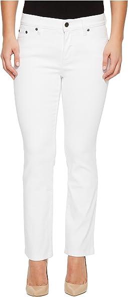 LAUREN Ralph Lauren - Petite Slimming Modern Curvy Jeans
