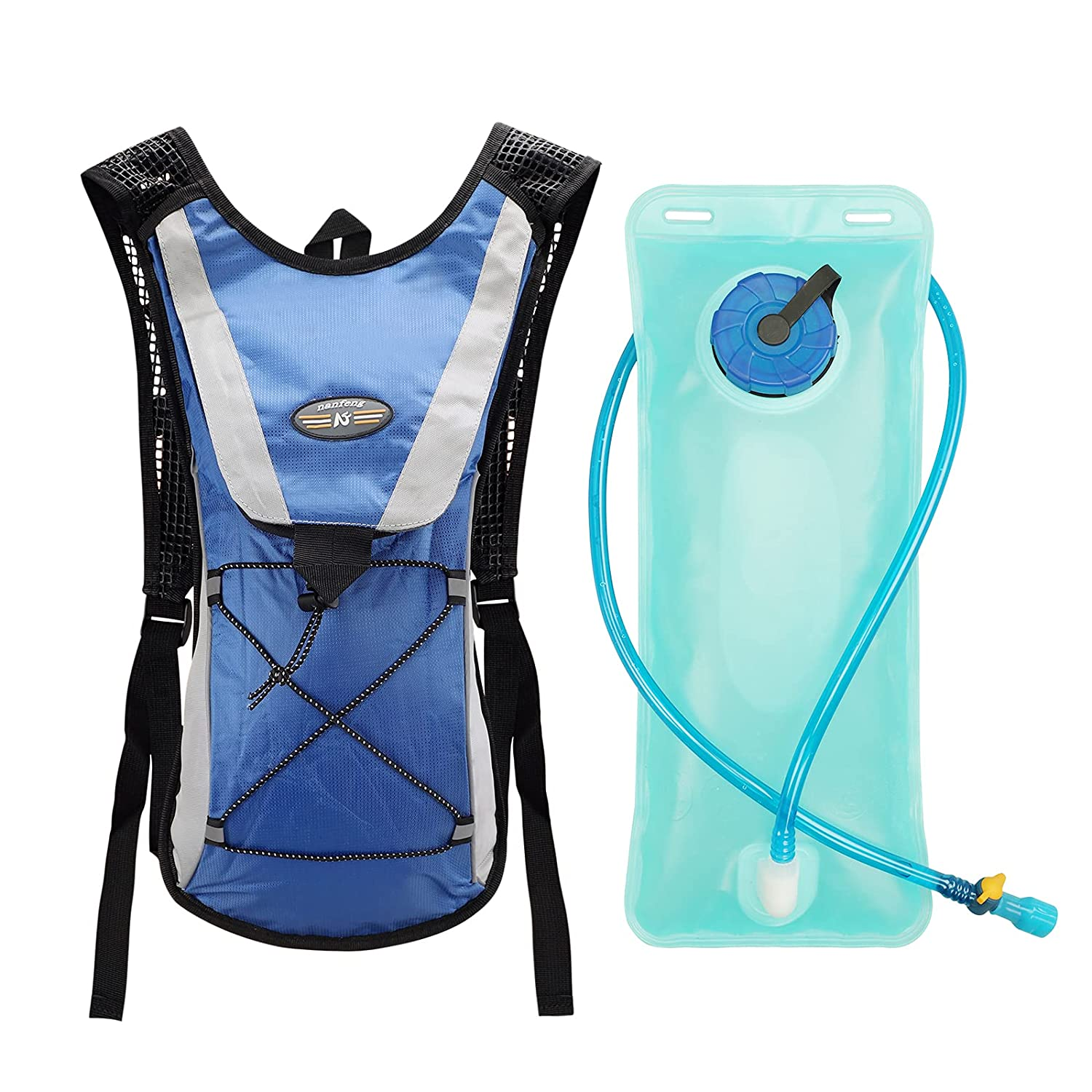 Hydration Challenge Finally resale start the lowest price of Japan ☆ Pack with 2L 67oz TPU BPA Leak-Proo Bladder Water Free