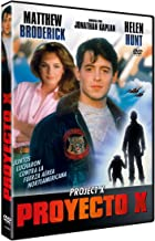Proyecto X Project X 1987 -- Spanish Release