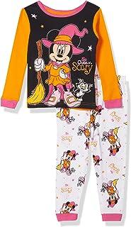 Disney Girls 2-Piece Pajama Set