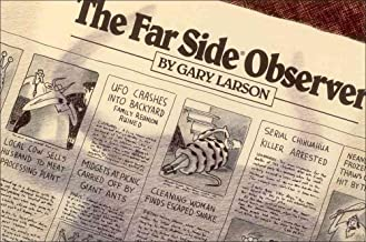 [(The Far Side Observer)] [By (author) Gary Larson] published on (October, 1987)